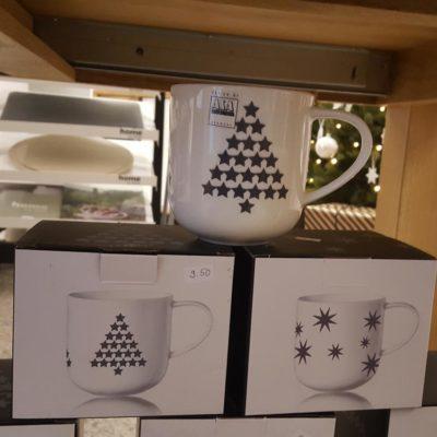 Partner-Wertgutschein: Wohncocktail Mainz - Weihnachten Tassen Produkt