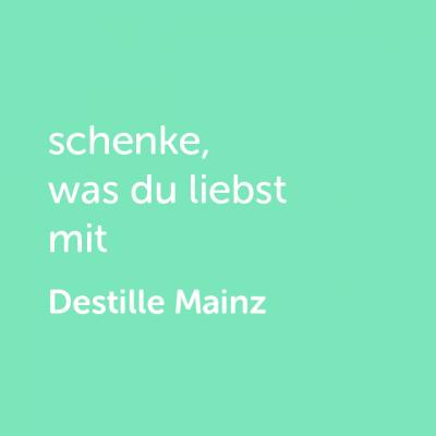 Partner-Wertgutschein: schenke, was du liebst mit Destille Mainz- Platzhalter grün