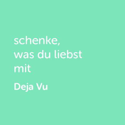 Partner-Wertgutschein: schenke, was du liebst mit Cocktail for 2 Deja Vu - Platzhalter grün