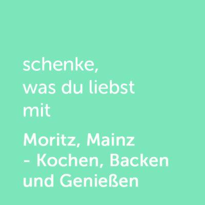 Partner-Wertgutschein: schenke, was du liebst mit Moritz, Mainz - Platzhalter grün