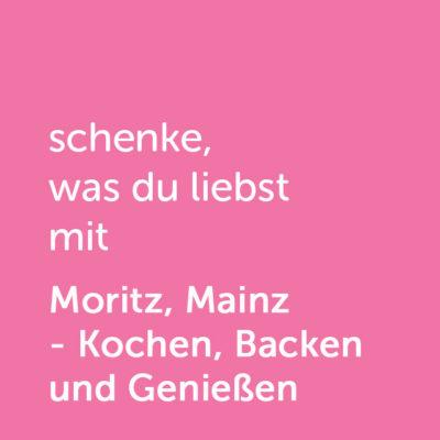 Partner-Wertgutschein: schenke, was du liebst mit Moritz, Mainz - Platzhalter rot