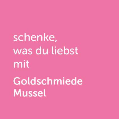 artner-Wertgutschein: schenke, was du liebst mit Goldschmiede Mussel - Platzhalter rot