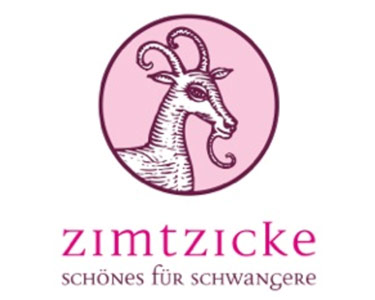 Logo Zimtzicke - Schönes für Schwangere Mainz