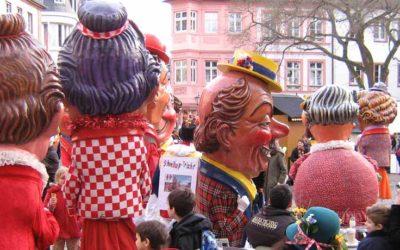 Auf zum 60. Mainzer Jugendmaskenzug!