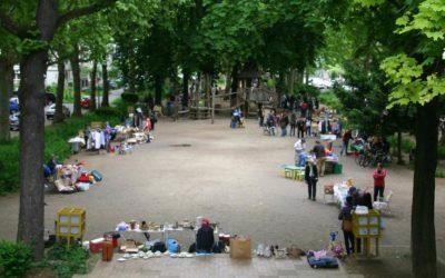 37 Jahre Wanzenmarkt in der Mainzer Neustadt