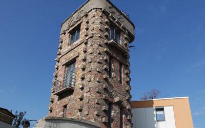 Übernachten im Turm
