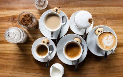 Kaffee, Tee oder Kakao?: Ein gemütlicher Start in den Tag in der Augustinerstraße