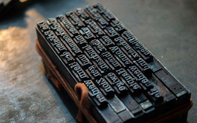 Setzen und Drucken wie Gutenberg